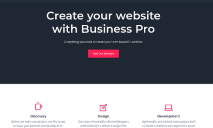 StudioPress Business Pro theme review (2021)